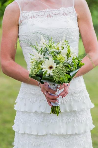 Свадебный букет #16