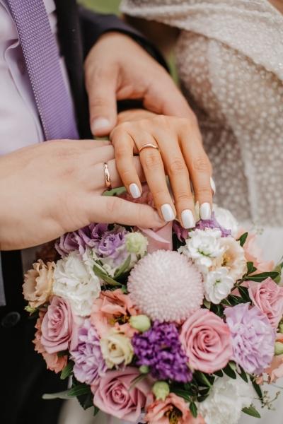 Свадебный букет «Алиса»