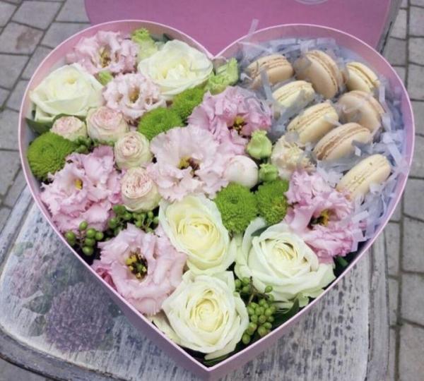 Коробка «розовые сны»