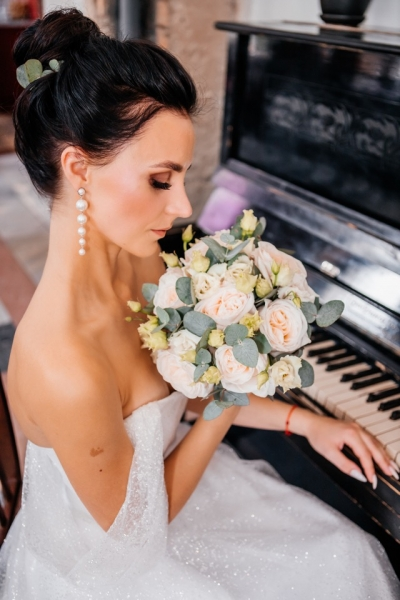 Свадебный букет «o'хара»