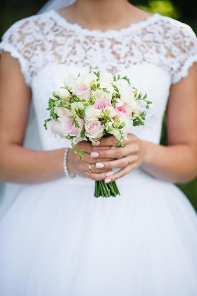 Свадебный букет #18
