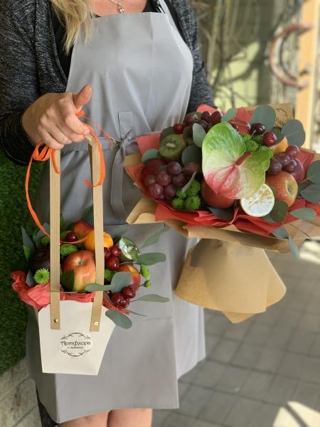 Букет фруктовый микс