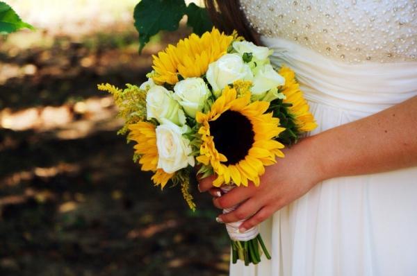 Свадебный букет 3