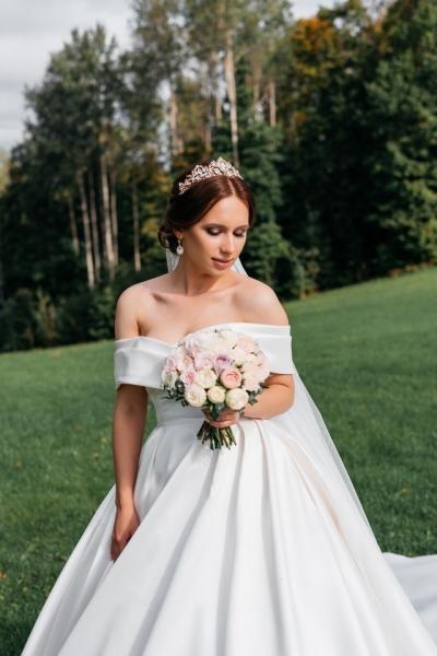 Свадебный букет «особый»
