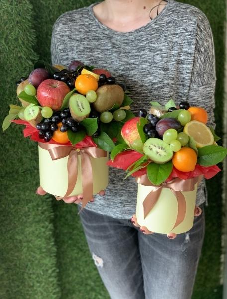 Коробка с фруктами «ассорти»
